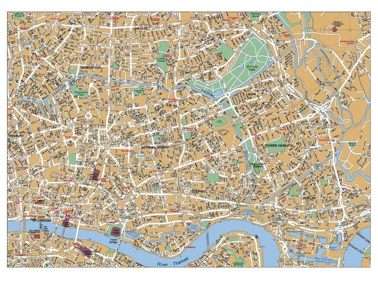 London 650