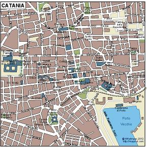 Catania eps map