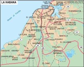 La Habana city