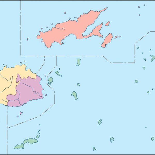 fiji blind map
