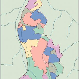 liechtenstein blind map