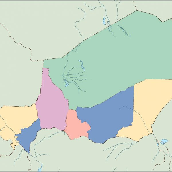 niger blind map