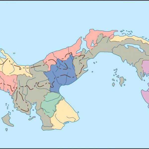 panama blind map