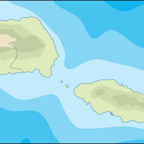 samoa illustrator map