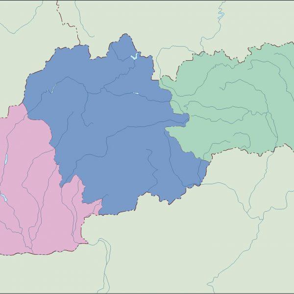 slovakia vector map