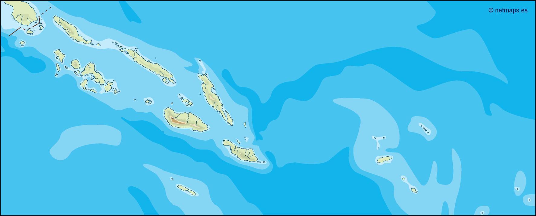 solomon illustrator map