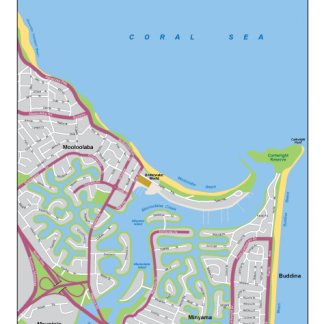 Mooloolaba EPS map