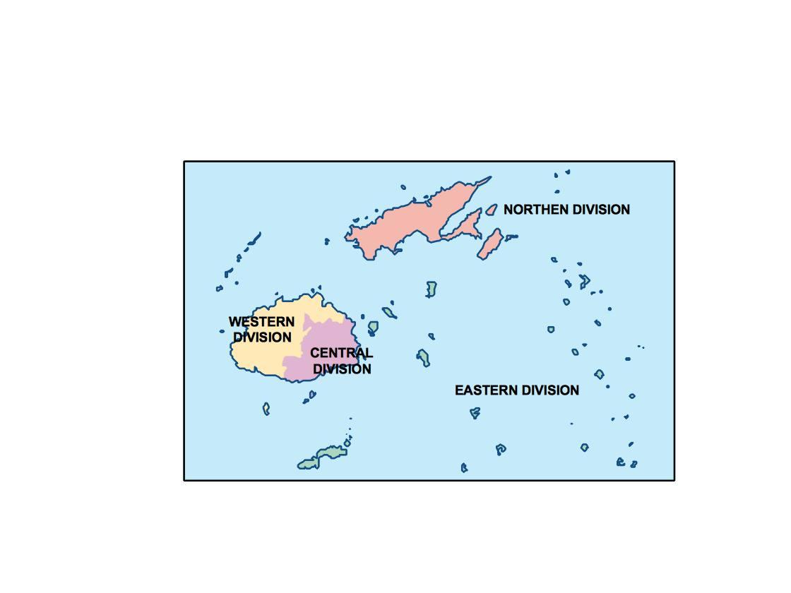 fiji presentation map