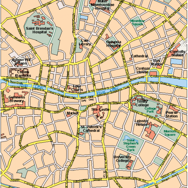 Dublin EPS map